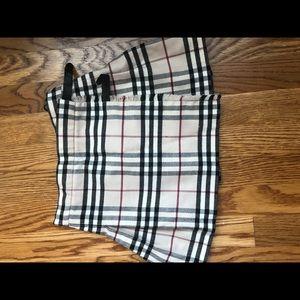 Burberry kids skirt size 4